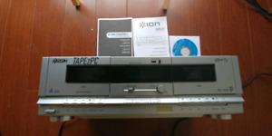 Tape cassette tape2pc