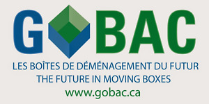 Moving boxes Montreal