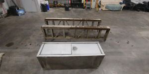 For Sale - Two Load Bunks and One Storage Box