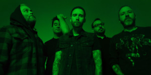 Alexisonfire @ Budweiser Stage June 15 Sec 201 Row P Seats 42-45
