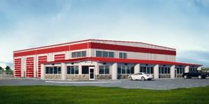 Industrial Building in County of GP for Lease