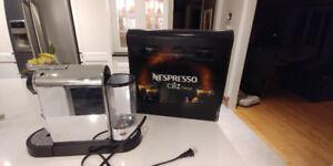 **Nuveau Prix**Machine a café Nespresso Citiz Chrome ** NEUVE**