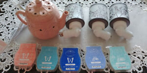 Scentsy difusers and bars