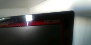 """LED backlit monitor 19.5"""""""