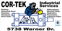 Hydraulic and Pneumatic repairs plus machining and welding (CWB)