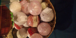 Handblended Christmas Soaps and more