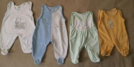Dungarees (0-3 months)