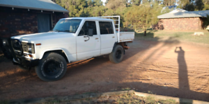351 dule cab patrol ute for offers or swaps