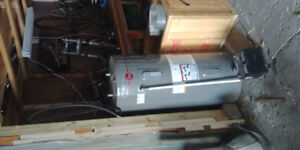 Electric hotwater tank