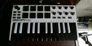 Akai MPK Mini  MKII Special Edition Keyboard Pad Controller