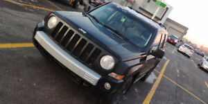 NEGOCIABLE 2007 Jeep Patriot, LIMITED EDITION, 4X4