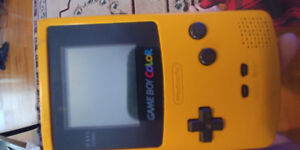 Gameboy Colour, works perfectly