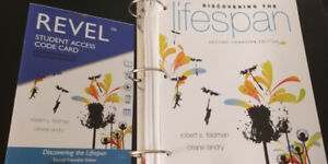 Discovering the Lifespan, 2nd Canadian Edition Textbook and Code