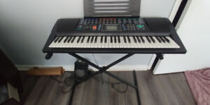 Concertmate 980 Keyboard and Stand