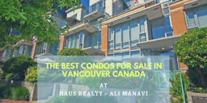Vancouver Real Estate Condos for Sale