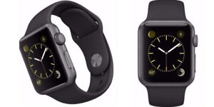 AWESOME  SALE APPLE WATCH S1-2 42MM FITBIT FOSSIL SMARTWATCH