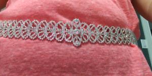 Belt from Davids Bridal