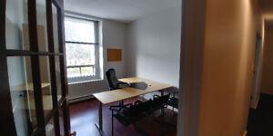Espace de bureau à sous-louer