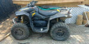 2009 Can Am Renegade 800R X