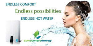 NAVIEN NPE SERIES TANKLESS WATER HEATER