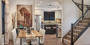 New, Upgraded 1,450 Sq.Ft. Townhome in Chappelle - NO CONDO FEES Edmonton Edmonton Area image 1