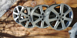4 MAGS 17'  OEM ACURA TSX 2004-2008 (Also TL, ACCORD, CIVIC)