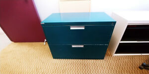 File Cabinet & File Drawers