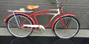 Schwinn DX 1953, suspension avant