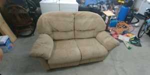 Sofa Elran inclinable 2 places