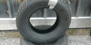 Firestone Winter Force 225/70/15 Only 2
