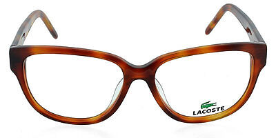 Lacoste Eyeglass Frame L2619 Eyeglasses Blonde Tortoise Frames Vision Care