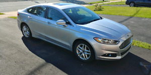 Lease Takeover - 2014 Ford Fusion Se Luxury (maintenance incl)