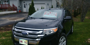 2013 FORD Edge. New MVI $82 by weekly Warranty available $7950