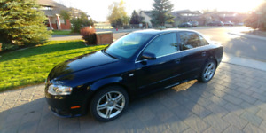 2008 Audi A4 Quattro. Priced for a quick sale