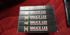 Bruce-Lee-The-Master-Collection-5-VHS-Tapes
