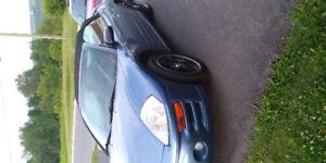 Mitsubishi Éclipse Spyder 2003