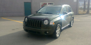 2007 Jeep Compass SUV Crossover. Priced to sell.