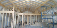 Small framing crew for hire