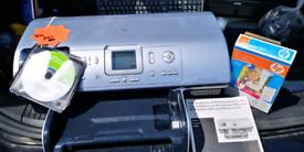 Hewlett Packard Photosmart 8450 inkjet printer