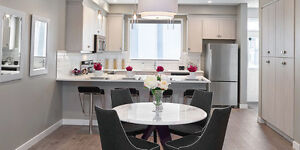 New, Upgraded 1,360 sq.ft. townhome in Chappelle - NO CONDO FEES Edmonton Edmonton Area image 3