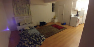 Large Bachelor/Studio 1 MONTH FREE in NDG