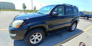2004 Lexus GX 470 Fully Loaded, Great Condition