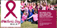 Volunteer for the Mother's Day Walk in Fort Erie on May 5th