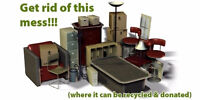 #JUNK REMOVE#FURNITURE#APPLIANCE DELIVERY