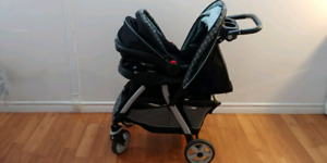 Used Graco Travel System Click Connect
