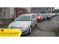 2009 Vauxhall Astra DESIGN HATCHBACK Petrol Manual