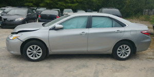 2107 Toyota Camry Project