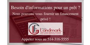 Besoin d'informations pour un prêt ?