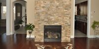 FIREPLACE REMODEL -  LOW COST ........ HIGH IMPACT  from $ 499