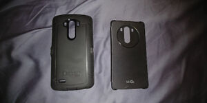 LG G3 Otterbox Defender and Smart Cover